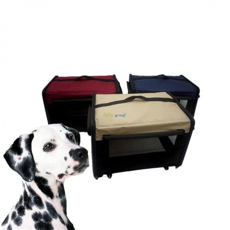 hundetransportbox hbf5026 transportbox faltbare hundebox. Black Bedroom Furniture Sets. Home Design Ideas