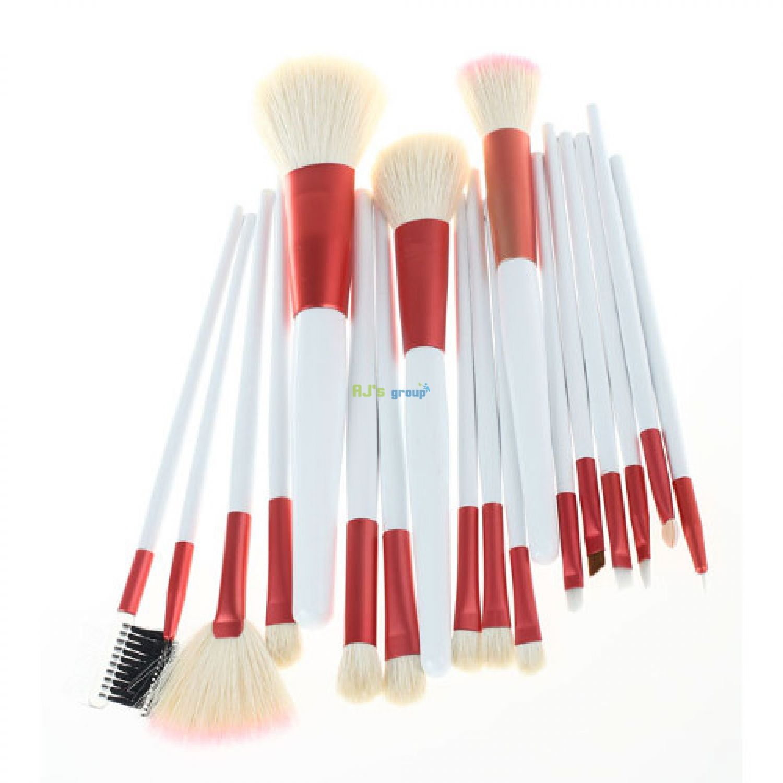 Make-up Pinsel-Set PS-48 Pink Kosmetik Tasche Schminkpinsel Pinselset ... prediksi skor bwin bwin kosten