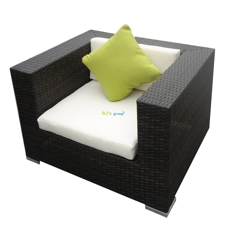 melkul = 0412142332_gartenmobel lounge set rattan, Garten und Bauen