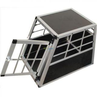hundetransportbox hbk1 alu transportbox gitterbox hundebox. Black Bedroom Furniture Sets. Home Design Ideas
