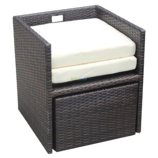 poly rattan essgruppe arizona alu gartenm bel garnitur lounge ga. Black Bedroom Furniture Sets. Home Design Ideas