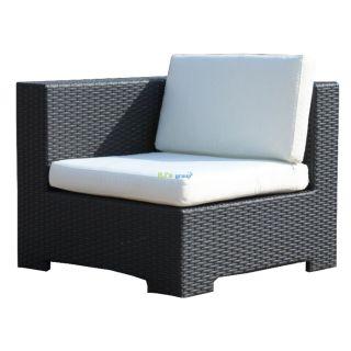 poly rattan gartenm bel california alu garnitur lounge garten si. Black Bedroom Furniture Sets. Home Design Ideas